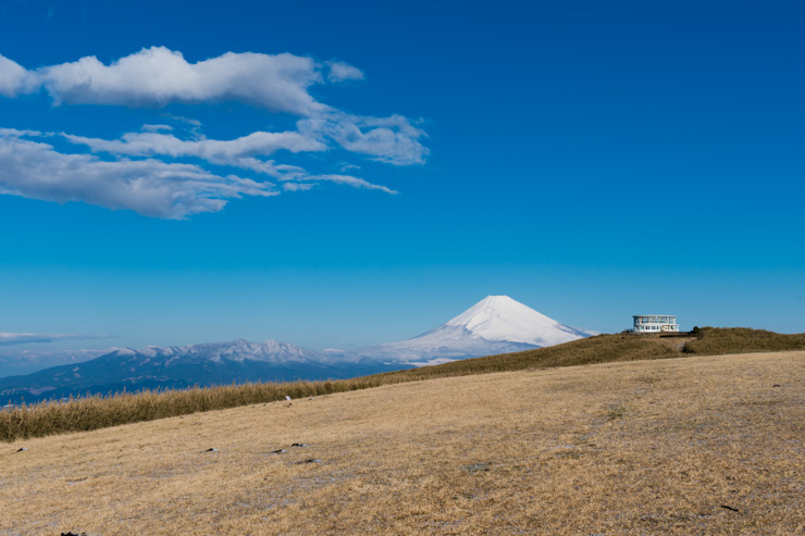 十国峠山頂